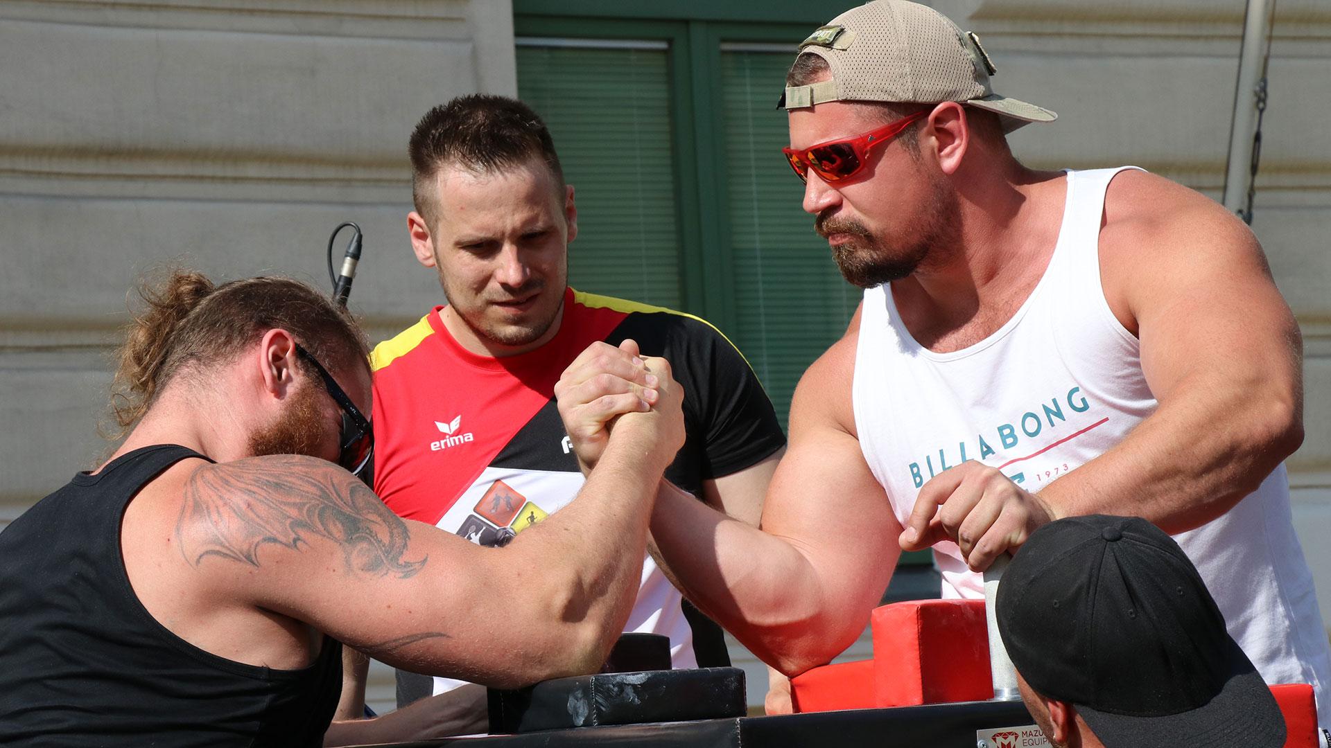 Armwrestling Deutschland