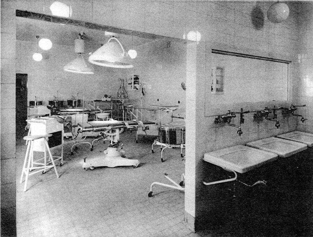 Der Operationsbunker Im Krankenhaus Hietzing